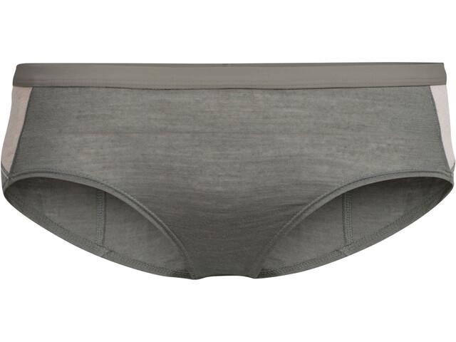 Icebreaker Meld Zone - Ropa interior Mujer - gris